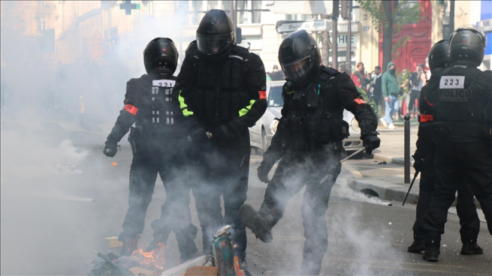 Pandémie: Des manifestations contre le pass sanitaire enFrance