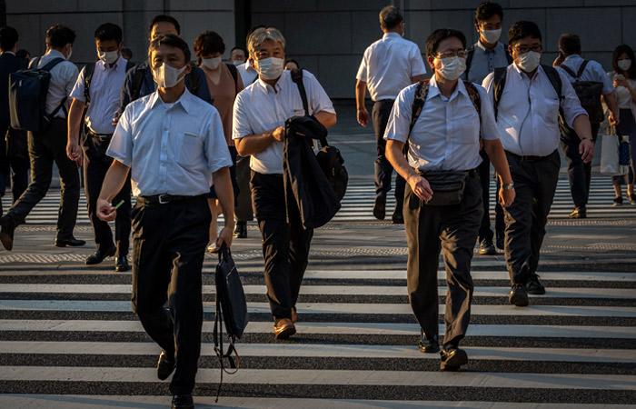 Yaponiya pandemiya rekordunu qırıb:   Yoluxmalar 12 mini keçdi
