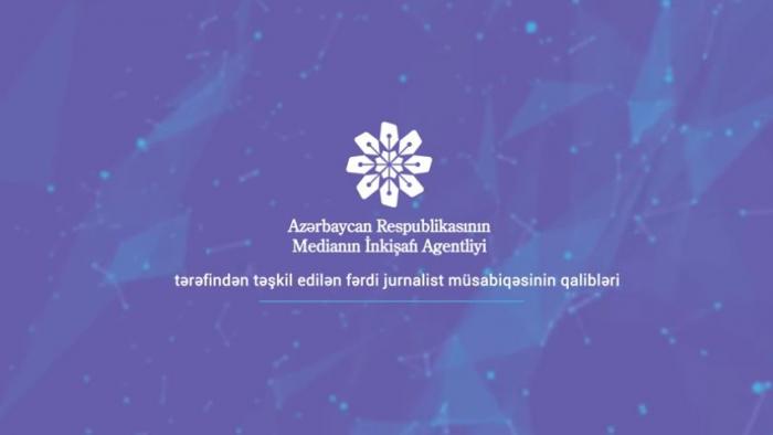 """""""Azvision.az""""-ın əməkdaşları qalib oldular"""