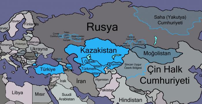 Türkiyənin Orta Asiyada güclənməsi  əslində kimi  narahat edir?