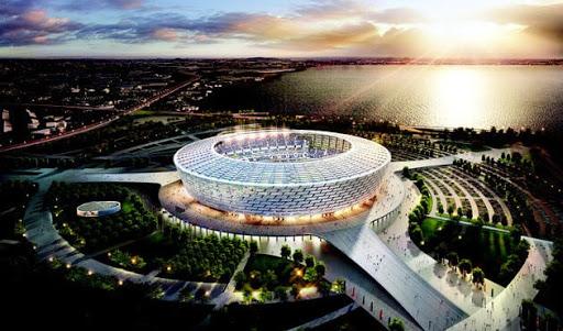 UEFA awards Baku Olympic Stadium