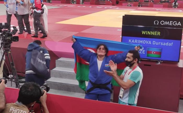 Tokio-2020:    Azərbaycan 9-cu qızıl medalını qazandı