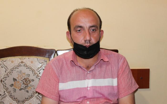Jurnalist adı ilə vətəndaşlardan pul aldı-    FOTO