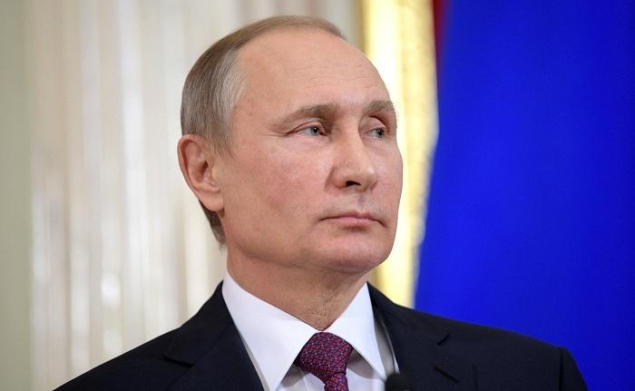 """Putin:    """"Ümid edirəm ki, """"Taliban"""" vətəndaşların təhlükəsizliyini təmin edəcək"""""""