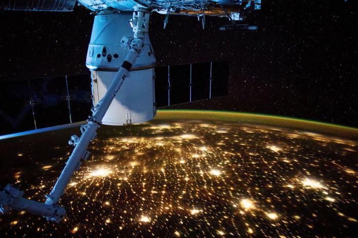 NASA-dan maraqlı paylaşım-   FOTO