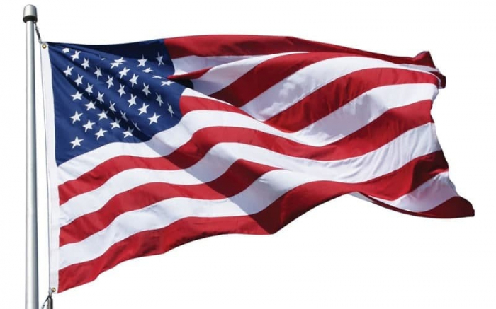 ABŞ-da bayraqlar endiriləcək