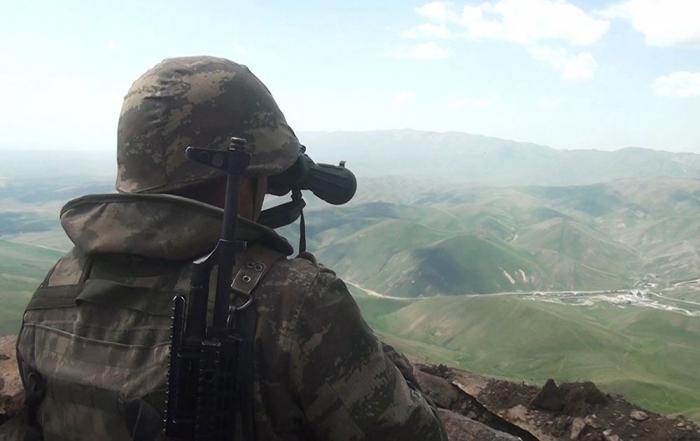 Le devoir de combat est exercé à haut niveau dans les territoiresazerbaïdjanais libérés -   VIDEO