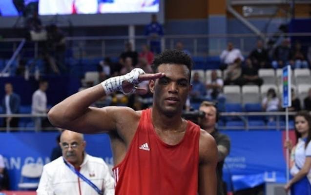 Boxer Dominguez wins Azerbaijan