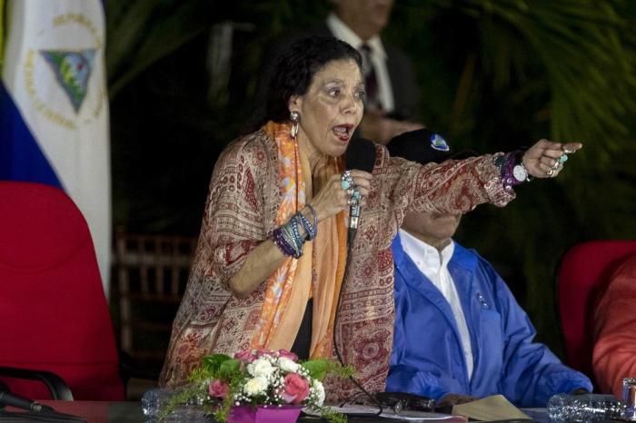 La Unión Europea sancionó a la esposa y al hijo del dictador Daniel Ortega por las violaciones a los derechos humanos en Nicaragua