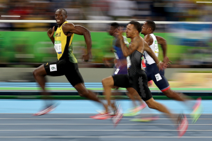 Iconic Summer Olympics moments throughout history -  PHOTOS