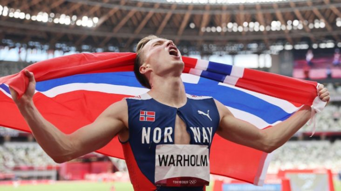 Tokyo Olympics:   Norway