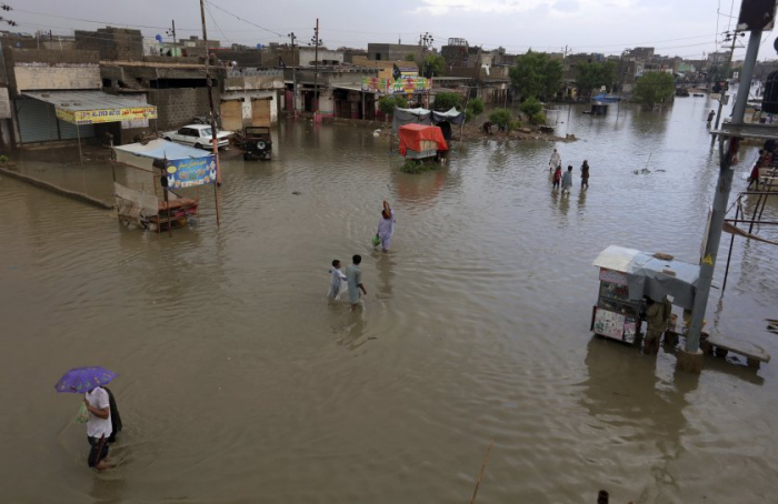At least 16 dead, quarter million displaced as heavy monsoon rains hit India