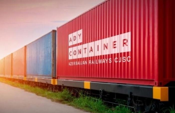 Ha aumentado el número de contenedores transportados a través de Bakú-Tiflis-Kars