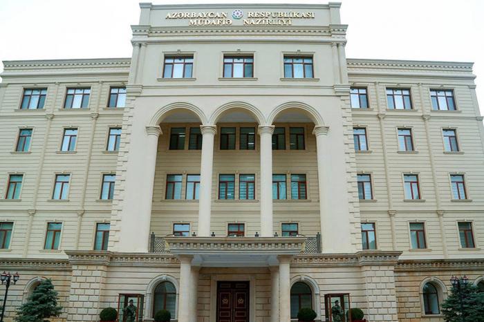 Ministerio de Defensa azerbaiyano comenta sobre otra desinformación armenia