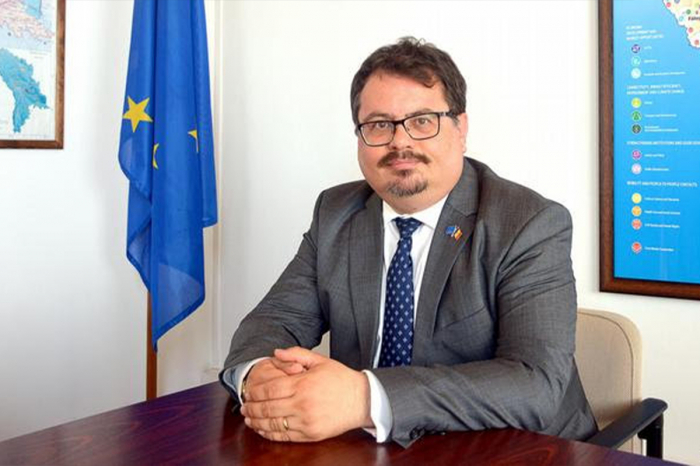 Peter Michalko appointed as Head ofDelegation of the EU to Azerbaijan