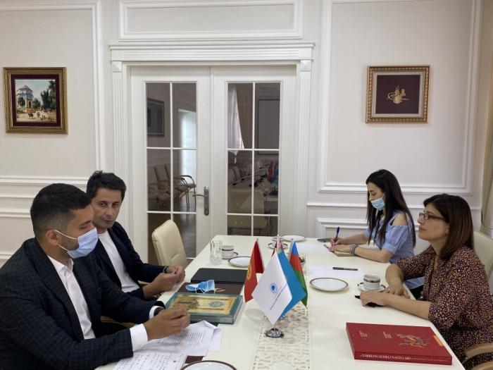 International Turkic Culture and Heritage Foundation, NGIC expand relations