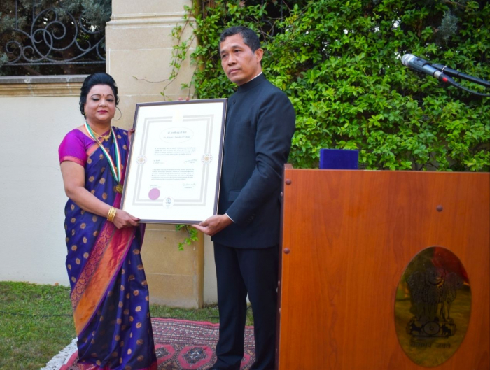 Embassy of India in Baku holds event