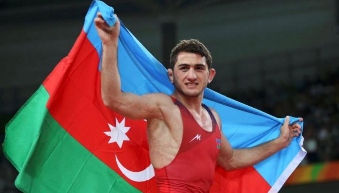 Haji Aliyev wins silver medal at Tokyo Olympics