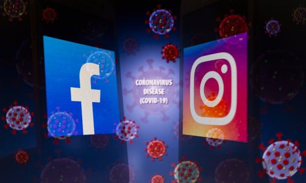 Facebook shuts accounts in anti-vaccine influencer campaign