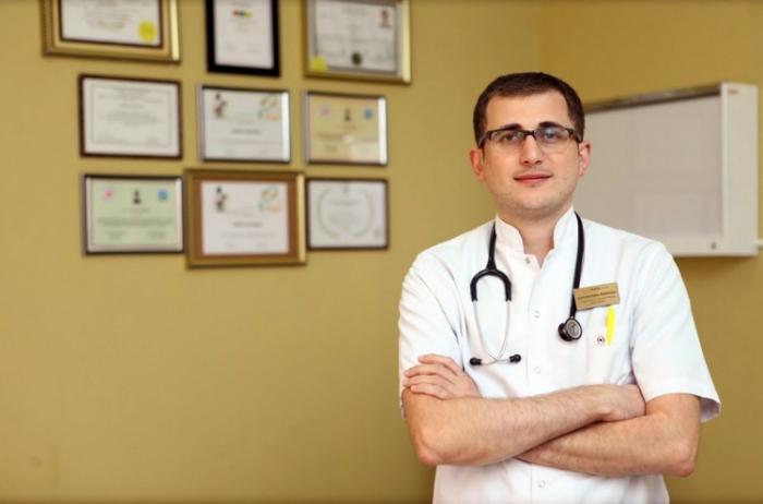 Baş pediatr peyvəndlə bağlı valideynlərə müraciət etdi
