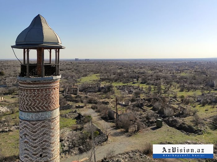 Azerbaijan to prepare сoat of arms for liberated Aghdam city