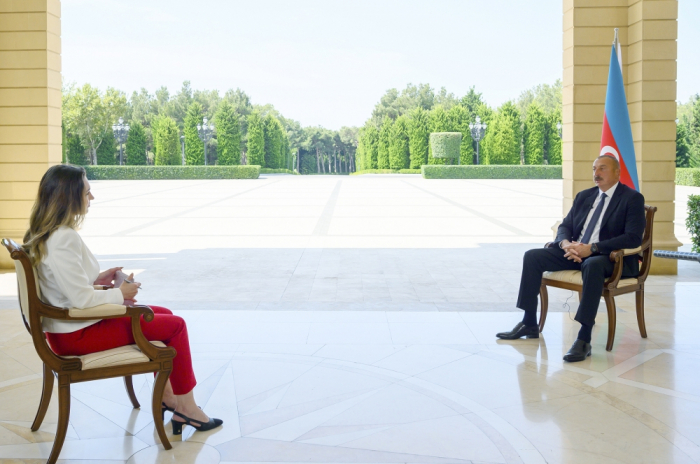 President Aliyev: We tried to protect the lives of every soldier until the last moment