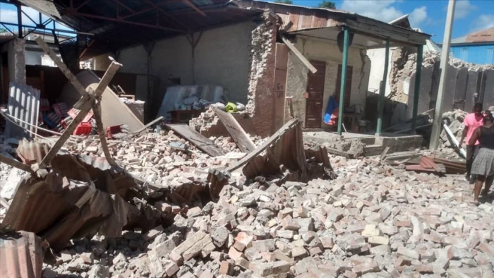 Death toll from powerful earthquake in Haiti climbs to 1,297