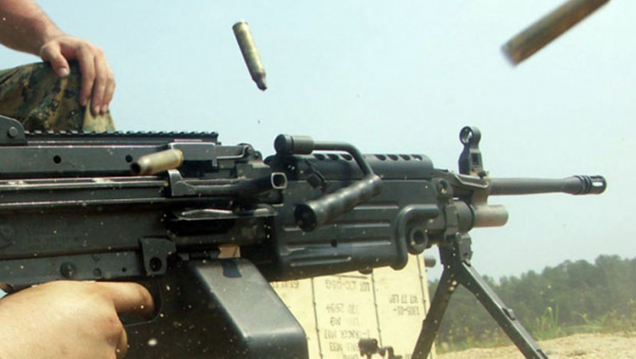 Armenia shells Azerbaijani army's positions in several directions