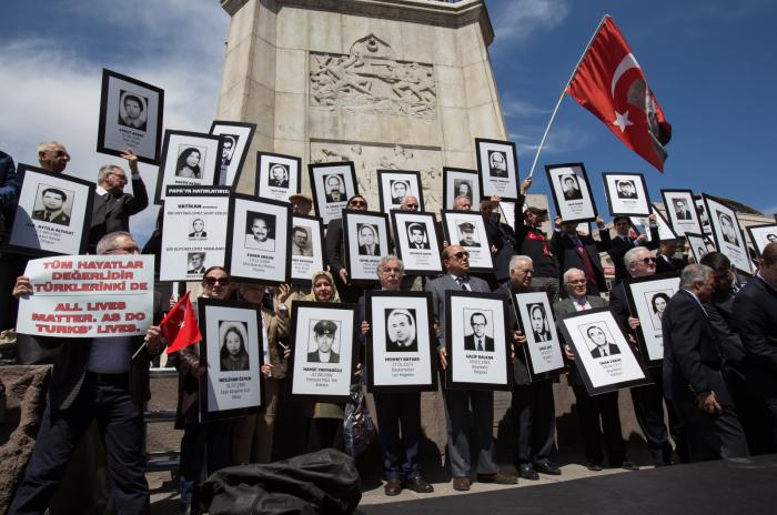 Glorification of Armenian terrorism in California -   OPINION