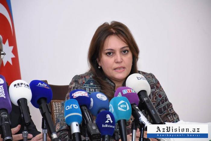 """""""Artıq 15 gündür havanın maksimal temperaturu 35 dərəcədən yüksəkdir"""" -    Umayra Tağıyeva"""