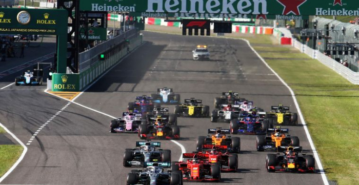 Japan GP race cancelled as Covid cases rise