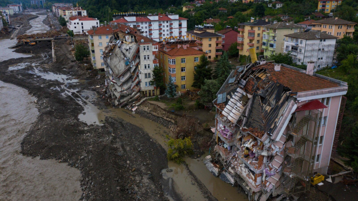 Flood death toll in northern Turkey rises to 78