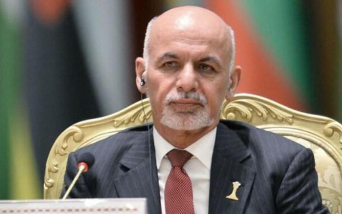 Afghanistan President Ashraf Ghani in UAE, officials say