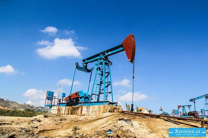 Azerbaijani oil sells for $68.99 per barrel