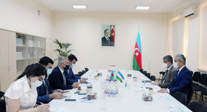 Uzbek businessmen invited to benefit from investment climate of Azerbaijan