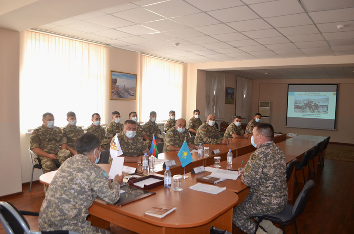 """Azerbaijani team leaves for Kazakhstan to participate in """"Masters of Artillery Fire"""" contest"""