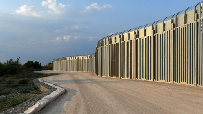 Greece completes building wall on border with Turkey, amid fears of Afghan migrant crisis