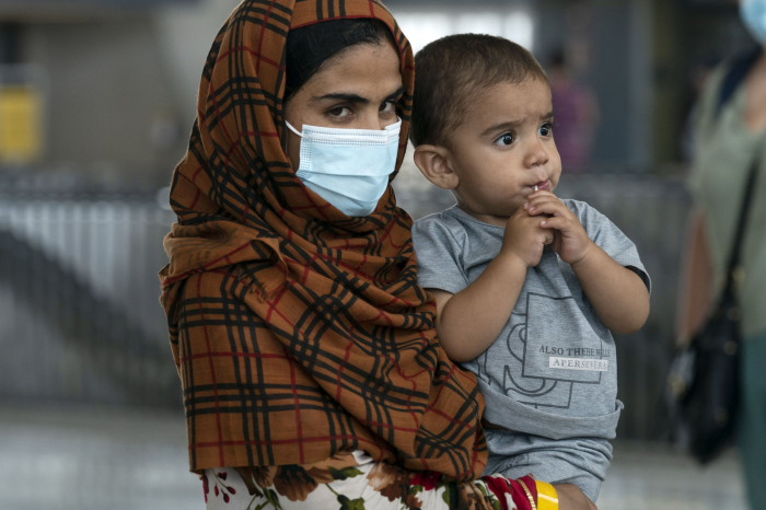 1M Afghan children may face death from malnutrition -UNICEF