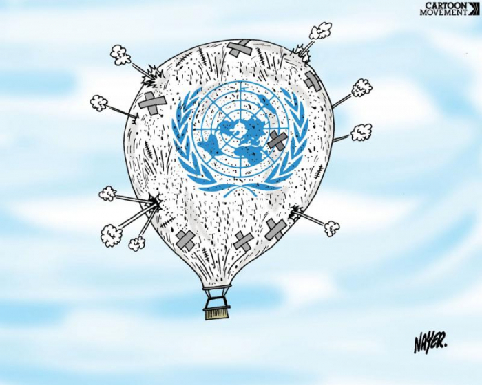 Useless organization of United Nations: Can the UN be reformed in Karabakh? -   OPINION