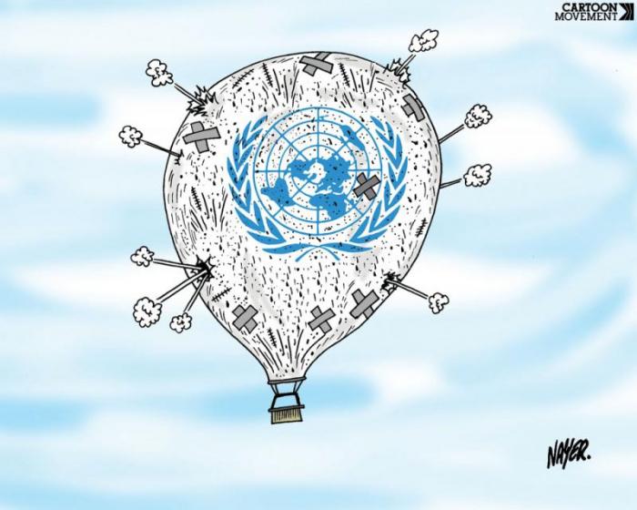 Nutzlose Vereinte Nationen: Können die Vereinten Nationen in Karabach rehabilitiert werden -   Analyse von Adalat Verdiyev