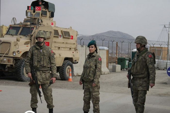Turkish troops returning to homeland from Afghanistan