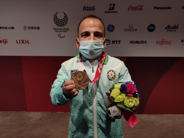 Tokyo 2020 Paralympics: Powerlifter Mammadov wins Azerbaijan