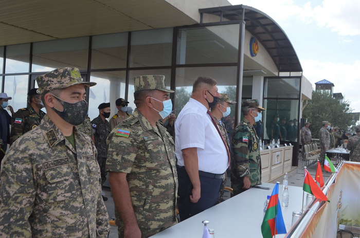 """Kazakhstan hosts opening ceremony of """"Masters of Artillery Fire"""" contest"""