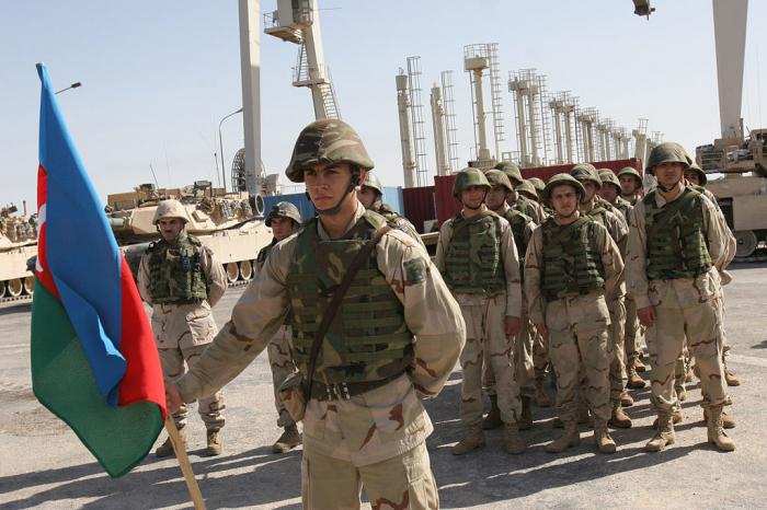 Azerbaijani peacekeepers leave Afghanistan