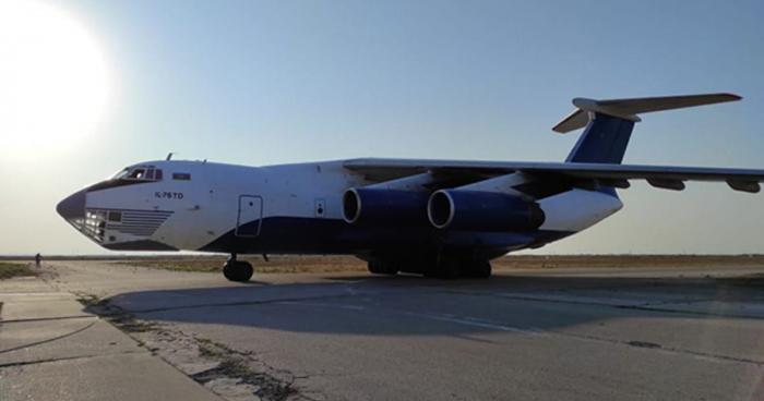 Azerbaijani peacekeepers return to Baku from Afghanistan