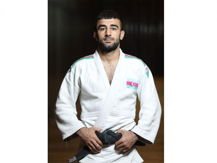 JudokaNamig Abbasli wins Azerbaijan