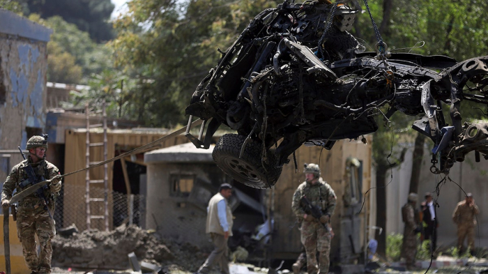 Afghanistan death toll climbs as Pentagon clarifies 1 bomber was involved in attack