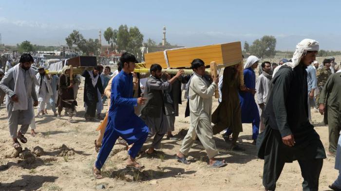 Zahl der Todesopfer in Kabul steigt auf fast 200