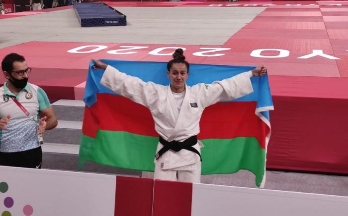 Tokyo-2020:   One more Azerbaijani athlete grabs gold medal
