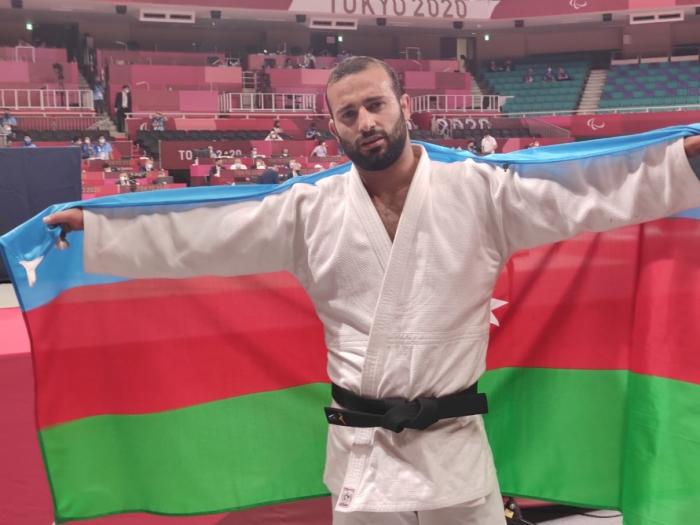 Azerbaijani judoka crowned Paralympic champion